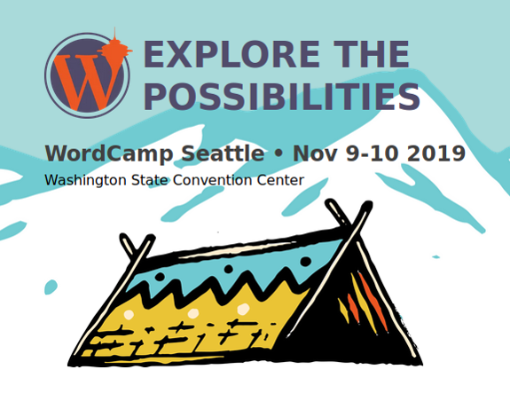WordCamp Seattle 2019